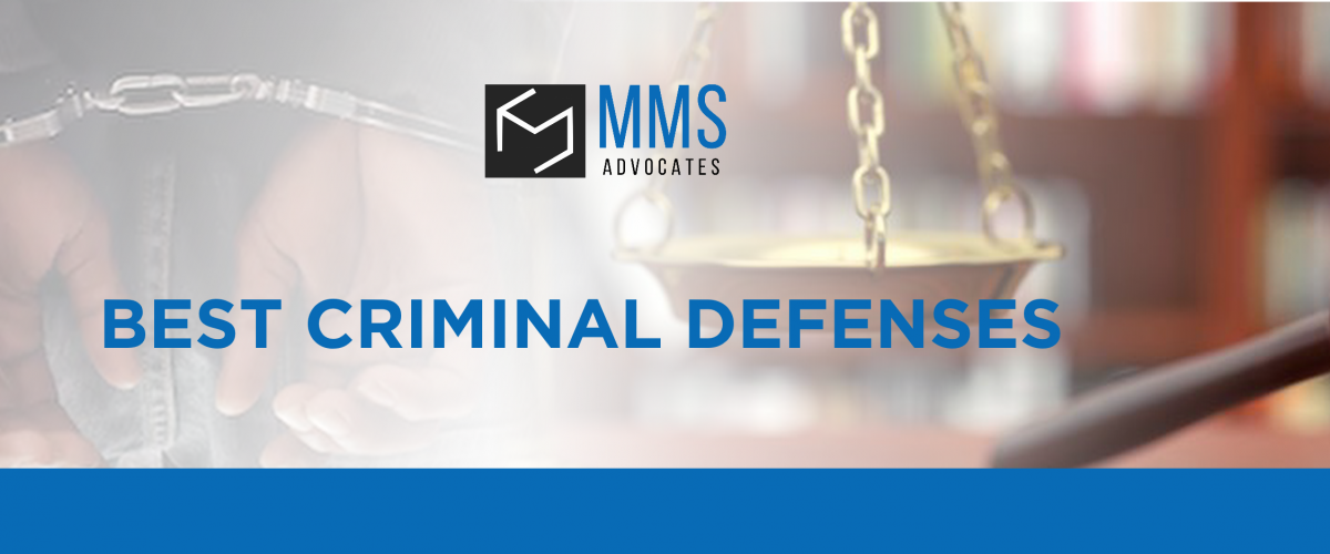 BEST CRIMINAL DEFENSES