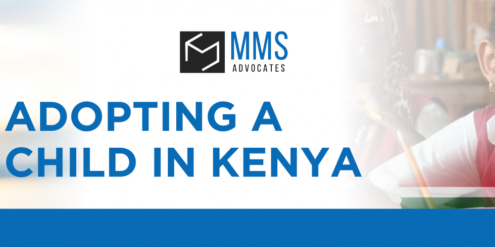 ADOPTING A CHILD IN KENYA